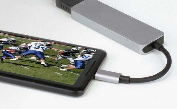 Преимущества USB Type-C