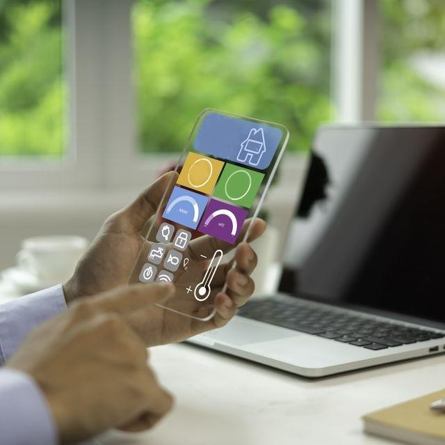 приложение для умных розеток на смартфоне