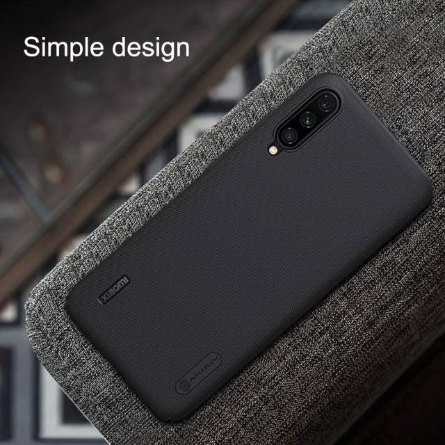 Корпус Nillkin для Xiaomi Mi A3 и защитная пленка для экрана