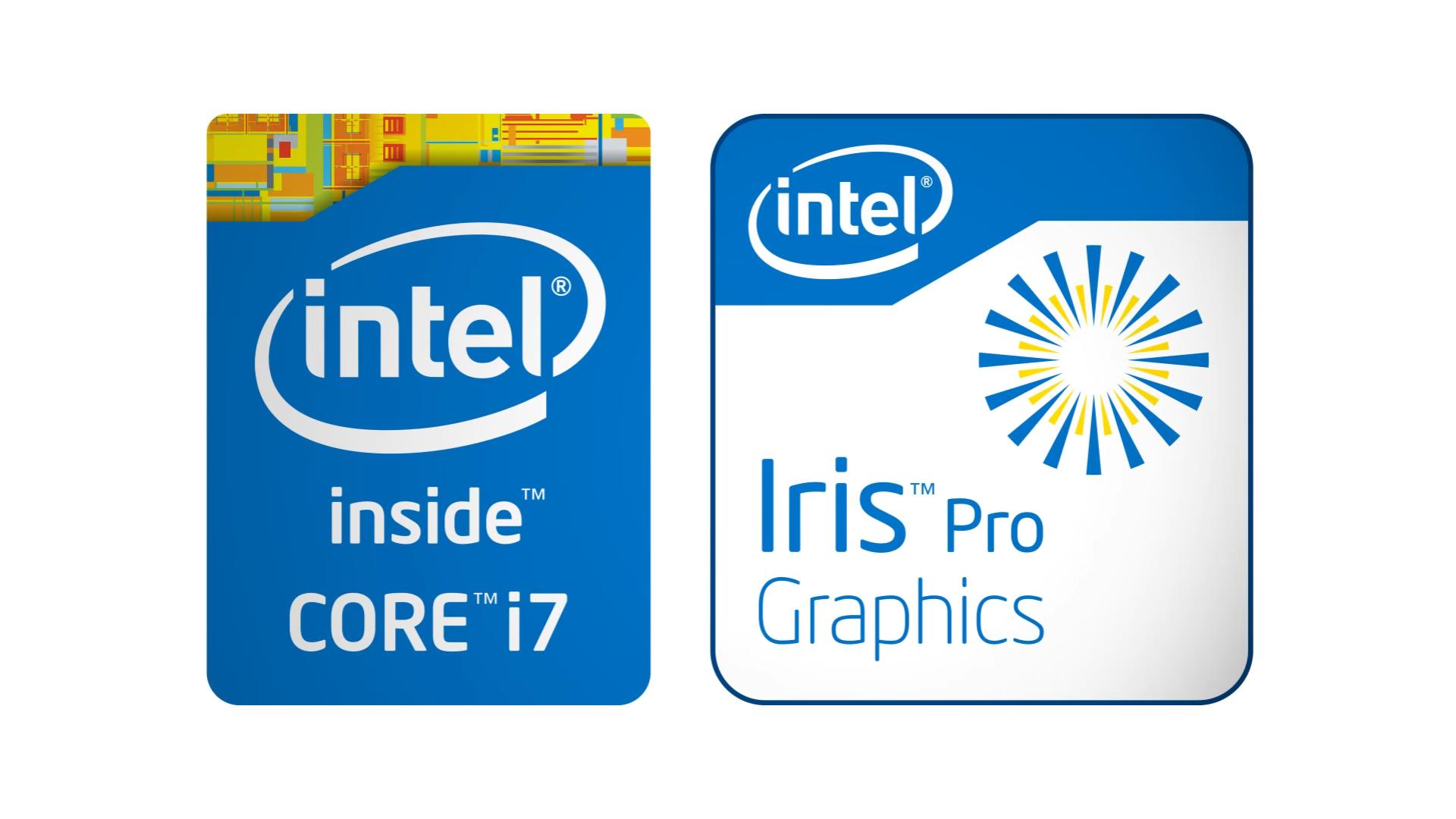Графика: HD, Iris, Iris Pro