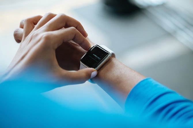 Часы с Bluetooth 5