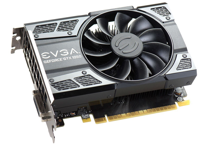 GeForce GTX 1050Ti