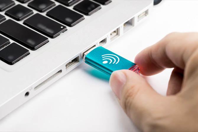 Беспроводной адаптер USB