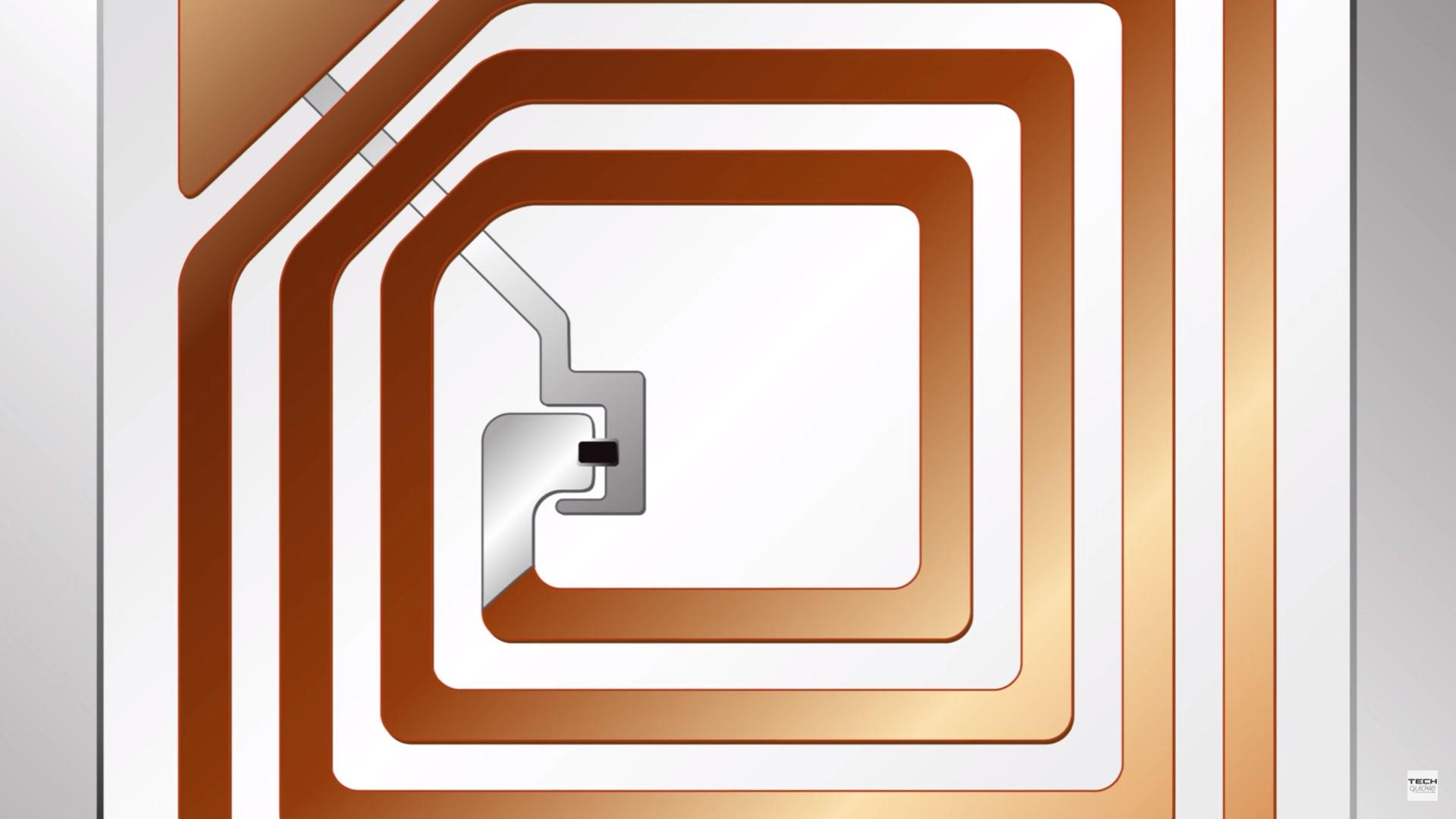 Метка RFID