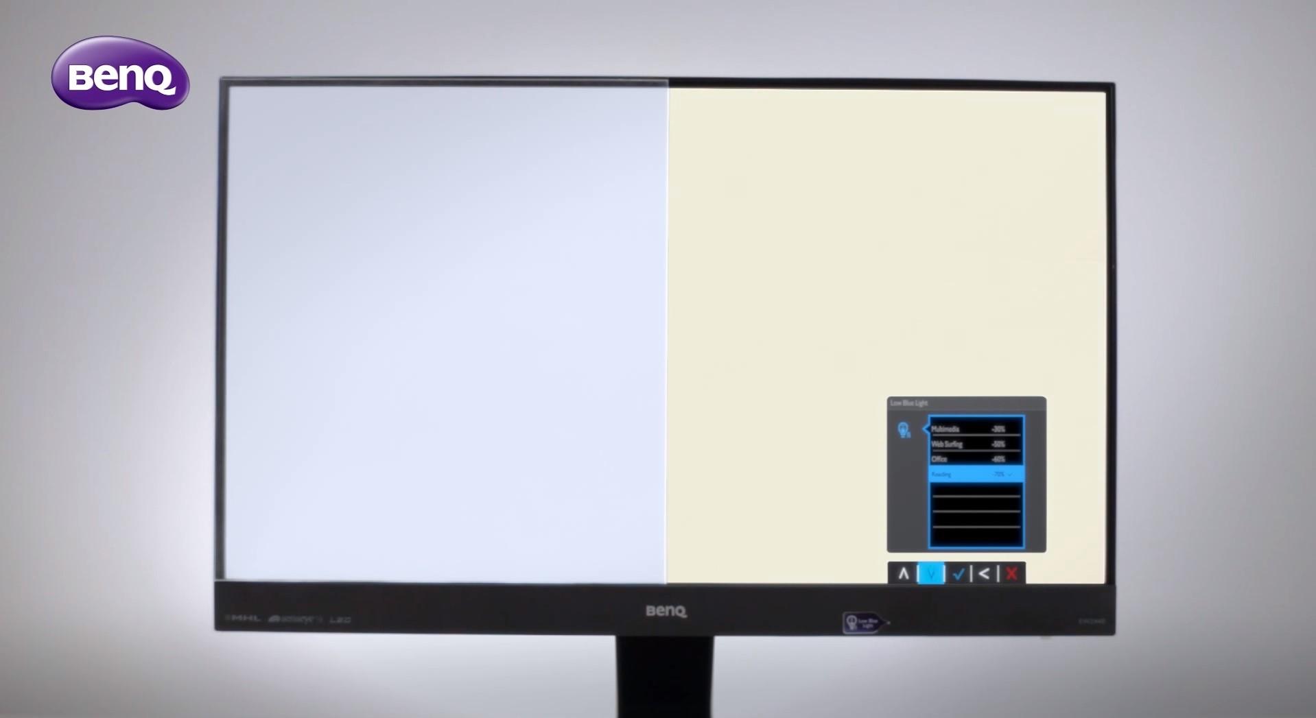 технологии фильтрации голубого света
