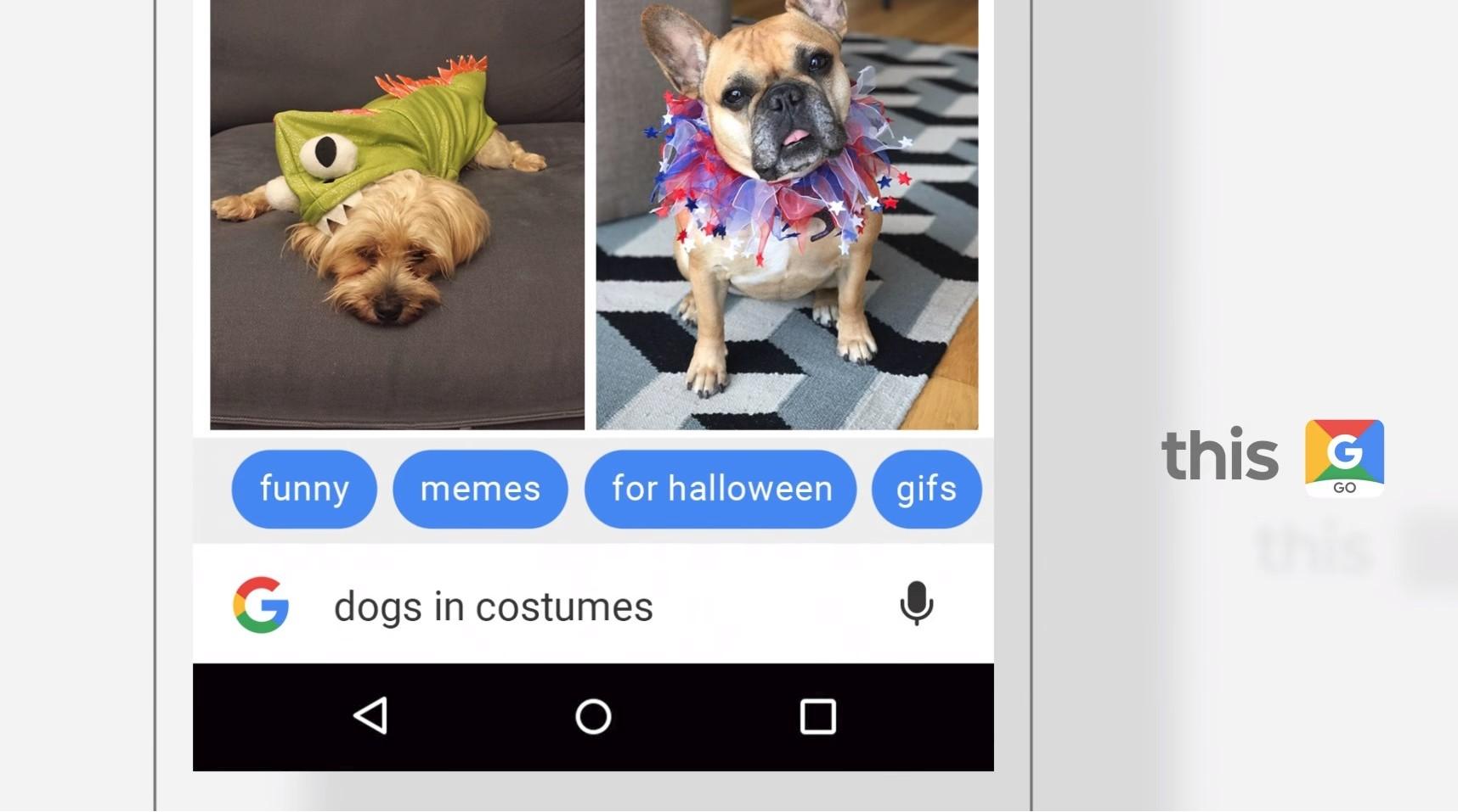 оригинальный Android