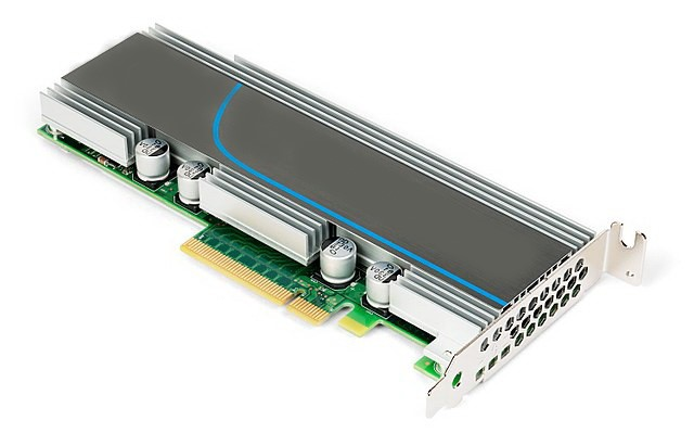 SSD модели PCIe