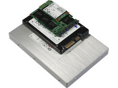 SSD форм-фактора mSATA