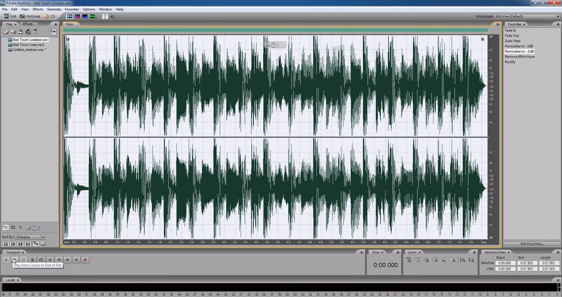 Аудио-дорожки MP3 и MP4
