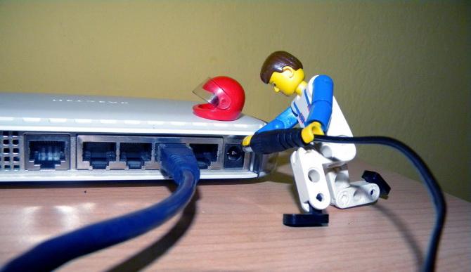 устройства подключенные к сети