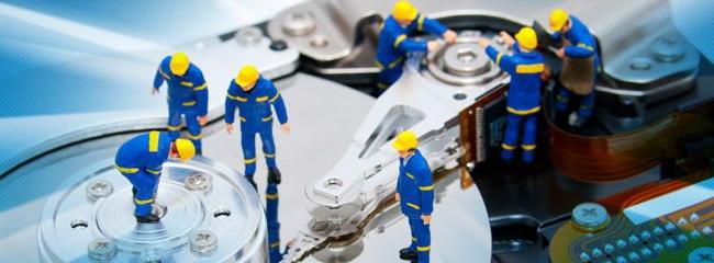 Восстановление после повреждения файловой системы