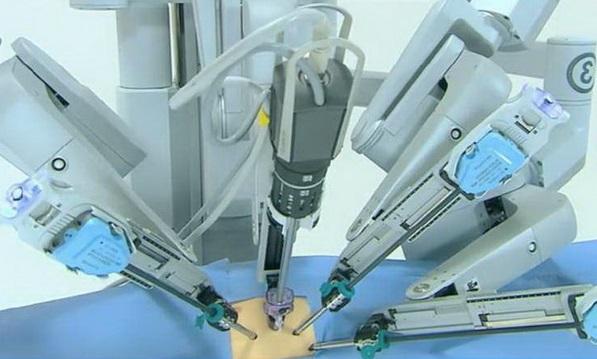 Компьютеры в хирургических процедурах