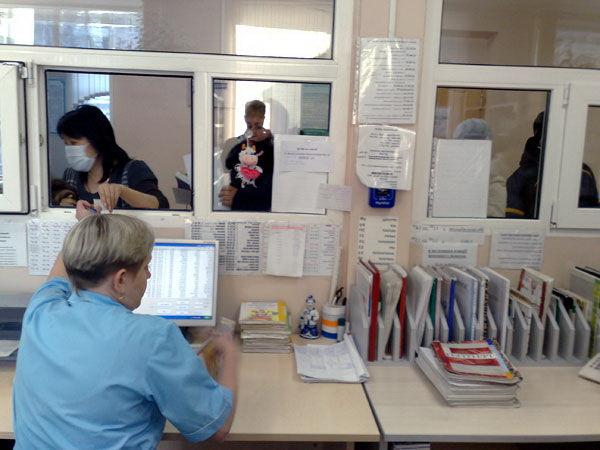 Хранение данных пациентов и медицинской информации