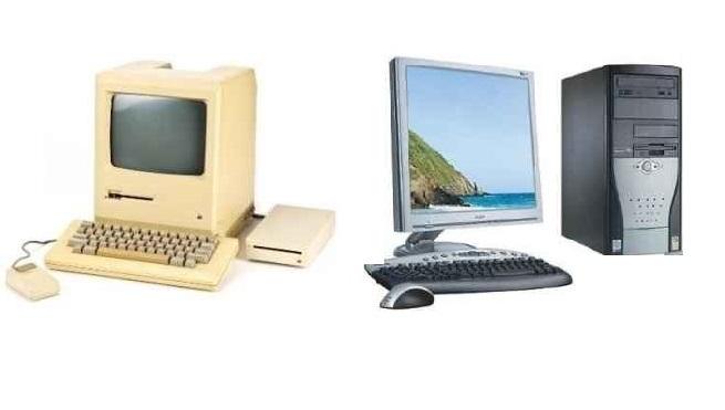 История появления компьютера доклад 3984