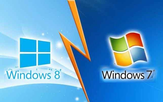 Windows 8 и Windows 7