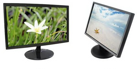 LED и LCD мониторы